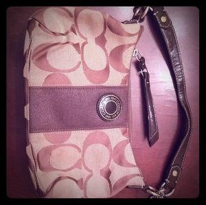 Coach F19218 Demi crossbody bag